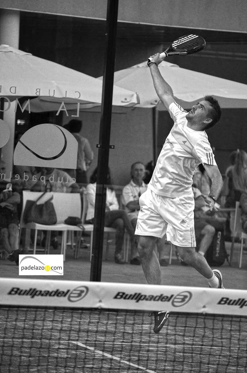 entrada-peter alonso-padel-cuartos-final-Campeonato-de-España-de-Padel-2014-la-moraleja-madrid-mayo-2014