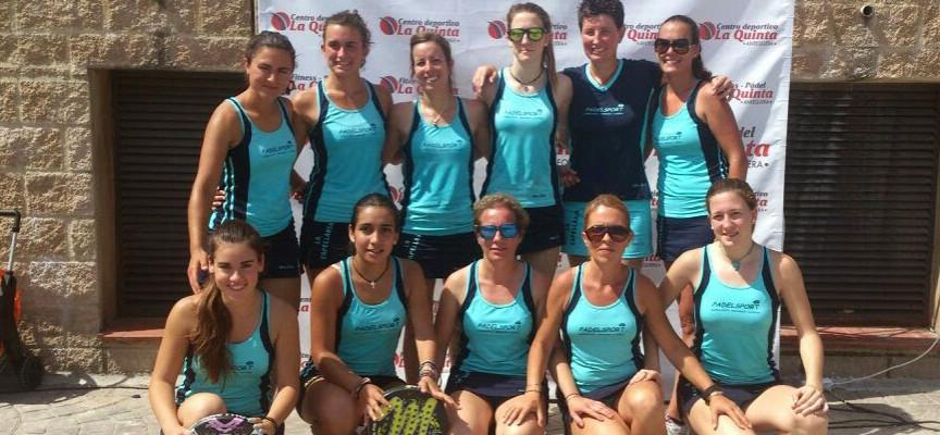 Málaga exhibe su padel en la previa andaluza del Campeonato de España por Equipos de 3ª categoría