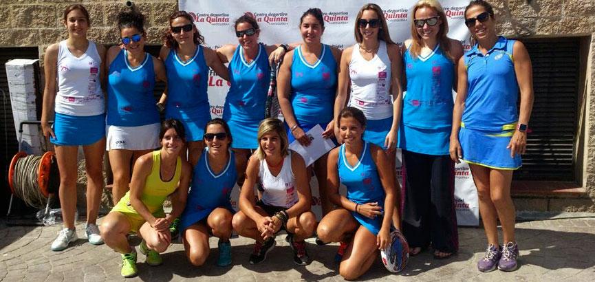 equipo-femenino-los-caballeros-2-previa-andalucia-campeonato-españa-padel-por-equipos-3-categoria-antequera-mayo-2014
