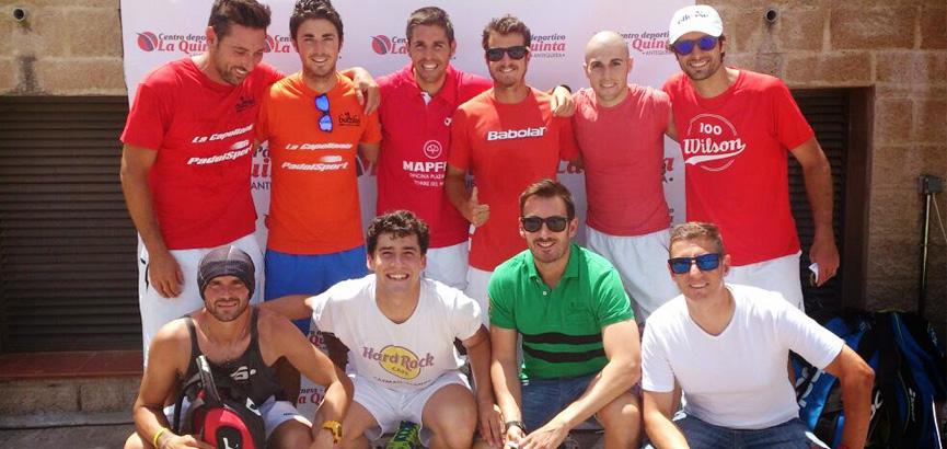 equipo-masculino-capellania-previa-andalucia-campeonato-españa-padel-por-equipos-3-categoria-antequera-mayo-2014