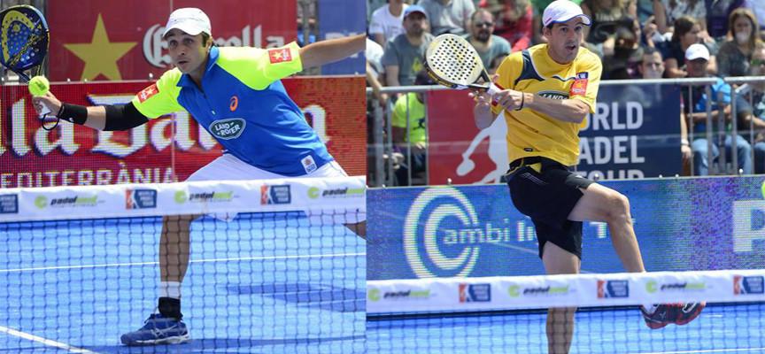 Final del Estrella Damm Barcelona Open 2014: los Reyes del Padel conquistan el primer título del año