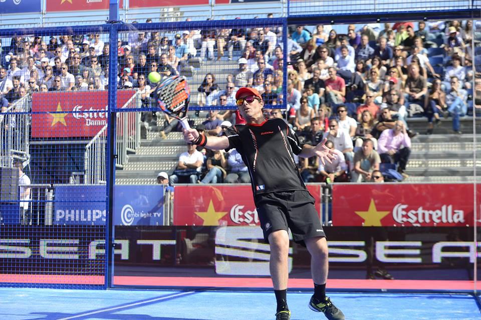 jordi munoz cuartos de final del estrella damm barcelona open 2014
