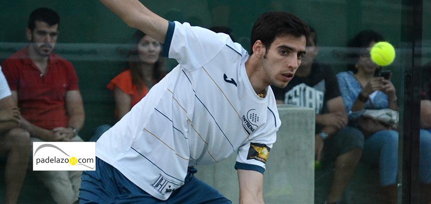 jose-antonio-garcia-diestro-padel-semifinal-Campeonato-de-España-de-Padel-2014-la-moraleja-madrid-mayo-2014