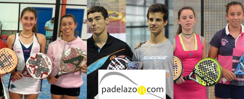 TYC Premium 2: Bea González, Marta Pérez y Momo González izan la bandera del padel malagueño