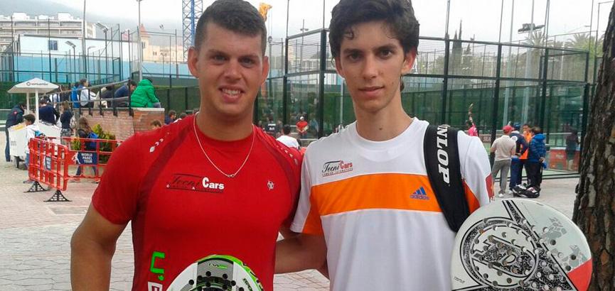 ramiro-moyano-y-matias-marina-primera ronda world-padel-tour-barcelona-2014