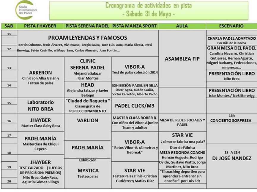 salon-internacional-del-padel-actividades-sabado-31-de-mayo