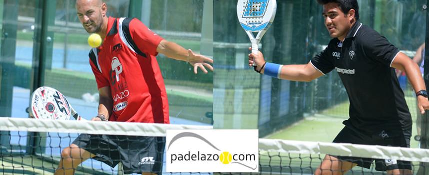 Gabo Loredo y Sergio Beracierto se imponen con autoridad en la 1ª del Torneo de Padel de La Planilla