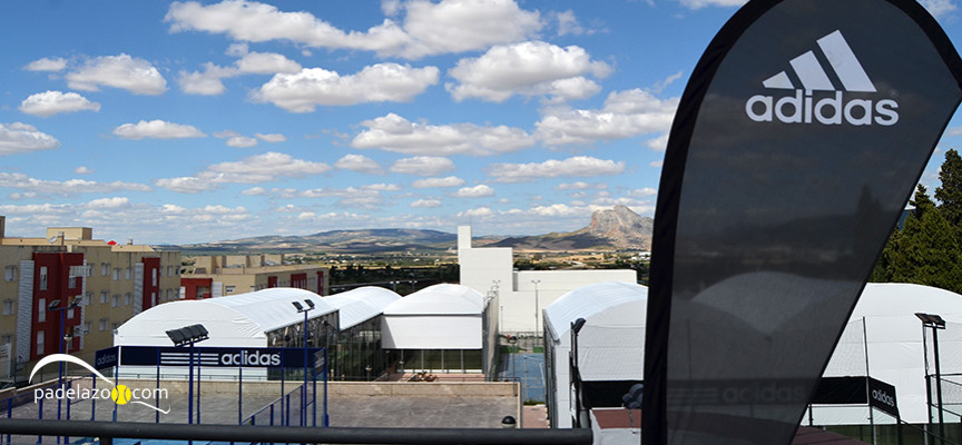 El espectáculo del Tyc 3 Adidas en Antequera abre el camino hacia La Nucía
