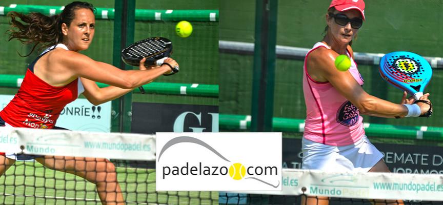 Patri Mowbray y Ana Fernández amarran el triunfo en el Torneo de Padel San Miguel de El Candado