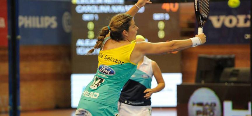 Icíar Montes y Ale Salazar buscará en Badajoz su quinto título consecutivo