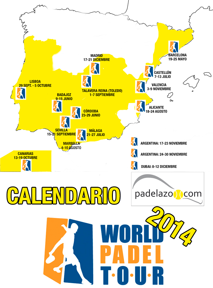 calendario-world-padel-tour-2014