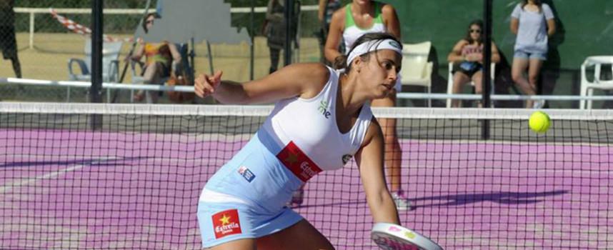 Las favoritas, cara a cara, en semifinales del Estrella Damm Badajoz Open 2014