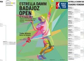 Cuadros World Padel Tour Badajoz 2014: la segunda prueba ya tiene horarios y cruces