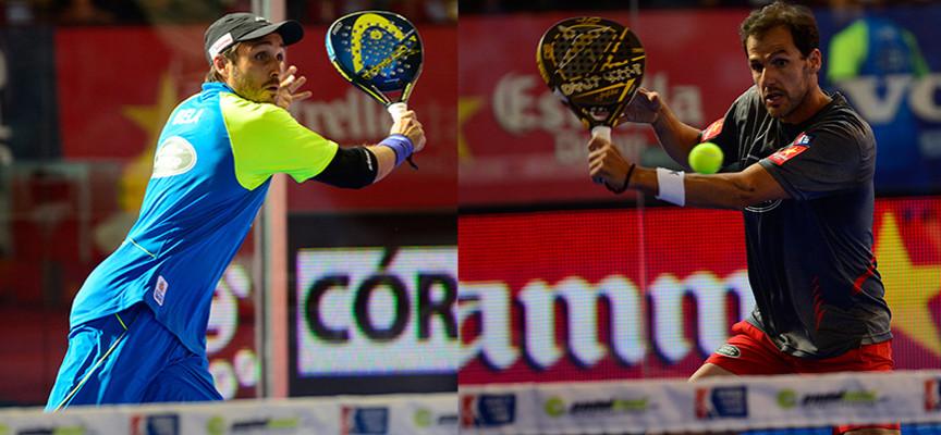 Semifinales World Padel Tour Córdoba 2014: la leyenda acaba con el sueño de los canarios