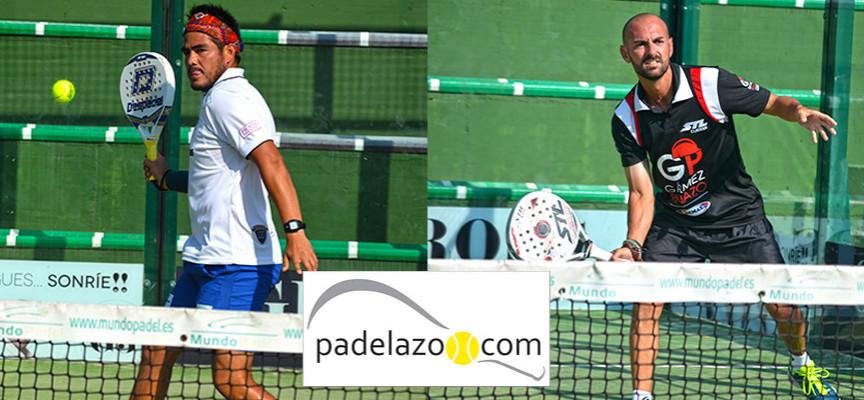 Gabo Loredo y Sergio Beracierto asaltan el Torneo de Padel San Miguel 2014 de El Candado