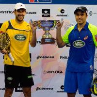 Final del Estrella Damm Córdoba Open 2014: Juan Martín y Belasteguin se anotan la tercera