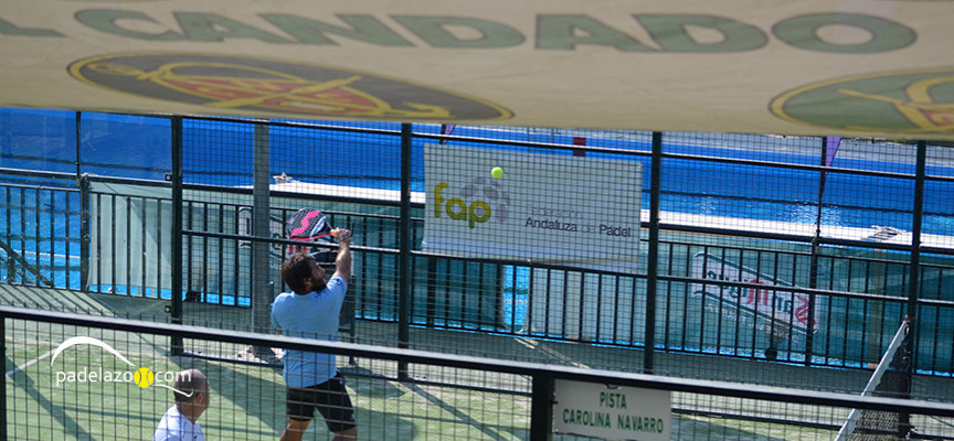 El club El Candado regala espectáculo en su Torneo de Padel San Miguel 2014