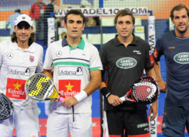 ¿Por qué Juan Martín y Belasteguin dejan de ser números uno del ranking World Padel Tour?