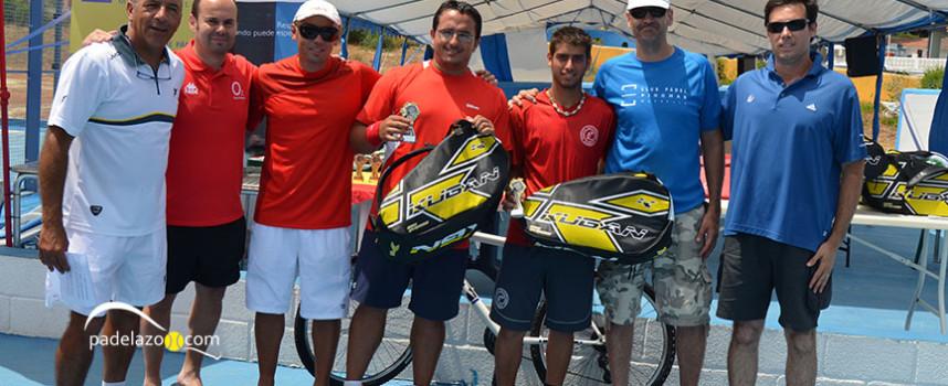 El padel le abre la puerta al verano en el Torneo de Inauguración del club Pinomar en Marbella