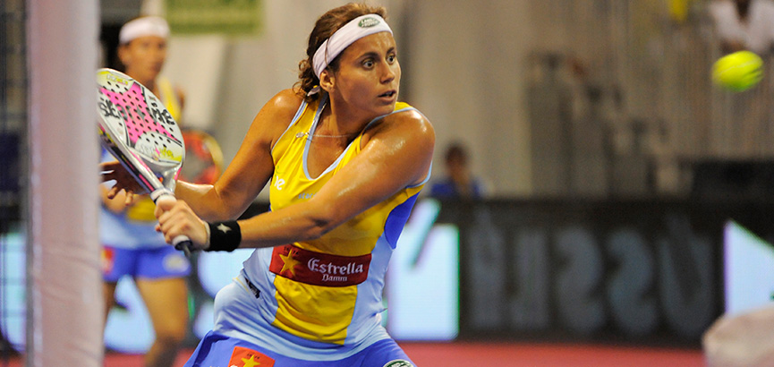 ceci-reiter-semifinal-world-padel-tour-2014