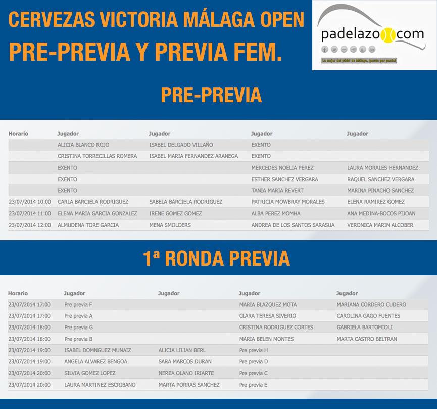 horarios-pre-previa-femenina-cervezas-victoria-malaga-open-2014