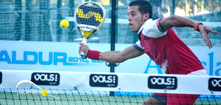 javi-corpas-final-2-masculina-torneo-padel-josemi-sports-julio-2014