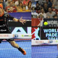 Jordi Muñoz y Aday Santana ceden el paso a semis a Maxi Sánchez y Sanyo Gutiérrez en Málaga