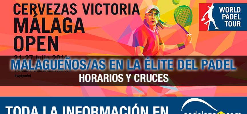 Cervezas Victoria Málaga Open 2014: el padel malagueño se prueba en el World Padel Tour