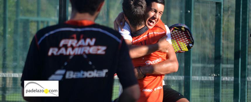 José Carlos Gaspar y Momo González prolongan su epopeya en el World Padel Tour Málaga 2014