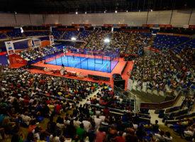 Málaga recupera su torneo World Padel Tour para 2020: el espectáculo vuelve al   Palacio Martín Carpena
