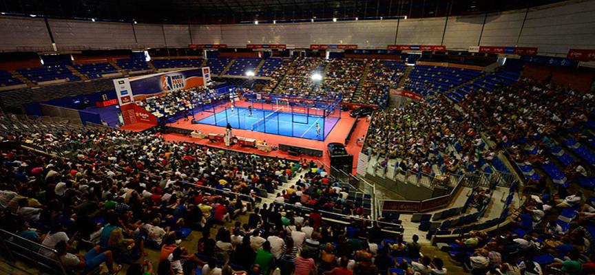 Málaga será la sede del Mundial de Padel Open 2015