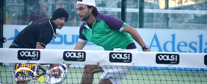 Salvio Cantón y Víctor Romero se encumbran en la final de 2ª del I Torneo de Padel Josemi Sports