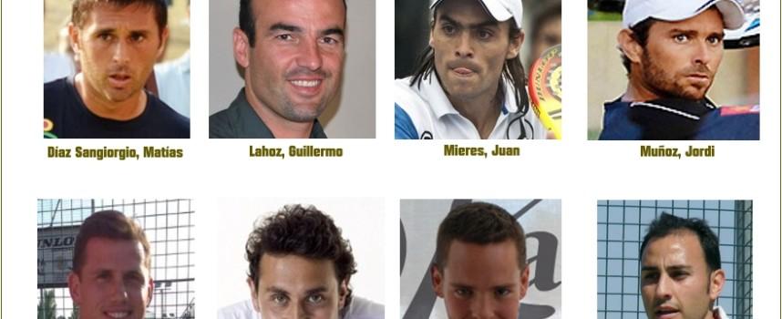 La selección masculina de España, preparada para el Mundial de Padel 2014