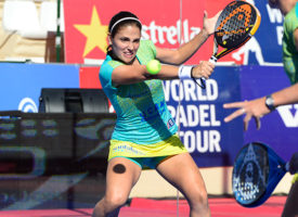 Video de la final femenina del World Padel Tour Marbella 2014