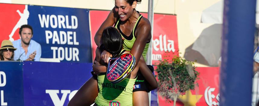 La victoria de las gemelas Sánchez Alayeto en Marbella anuncia su reinado en el World Padel Tour