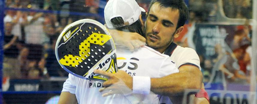 Juani Mieres y Pablo Lima se elevan en la épica para atrapar la final del World Padel Tour La Nucía