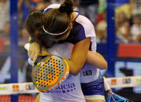 Patty Llaguno y Eli Amatriain confirman su ascensión en La Nucía con su primer título de la temporada