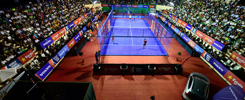 Video de la final masculina del World Padel Tour Marbella 2014