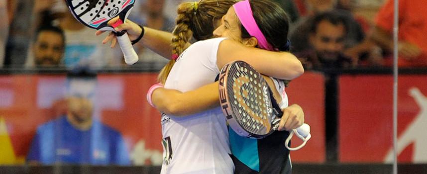 Icíar Montes y Ale Salazar sobreviven en Sevilla y reclaman el trono femenino del World Padel Tour