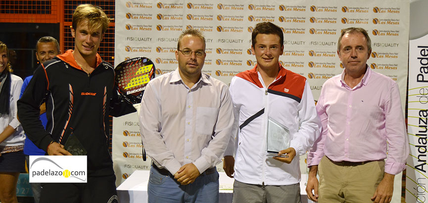 ernesto-moreno-y-cayetano-rocafort-subcampeones-final-masculina-campeonato-andalucia-padel-2014-las-mesas-estepona