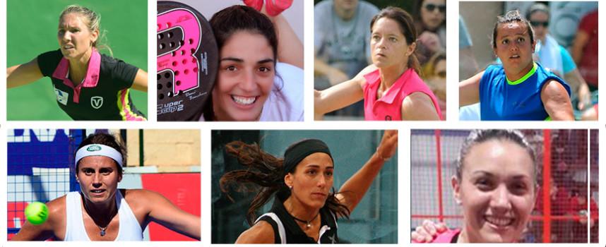 Las guerreras argentinas, a por el noveno en el Mundial de Padel 2014
