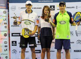 Juan y Bela devoran su sexto título en la final masculina del World Padel Tour Sevilla 2014