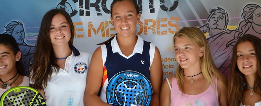 Campeonato de España de Padel de Menores 2014: la cantera garantiza el futuro en una competición de récord