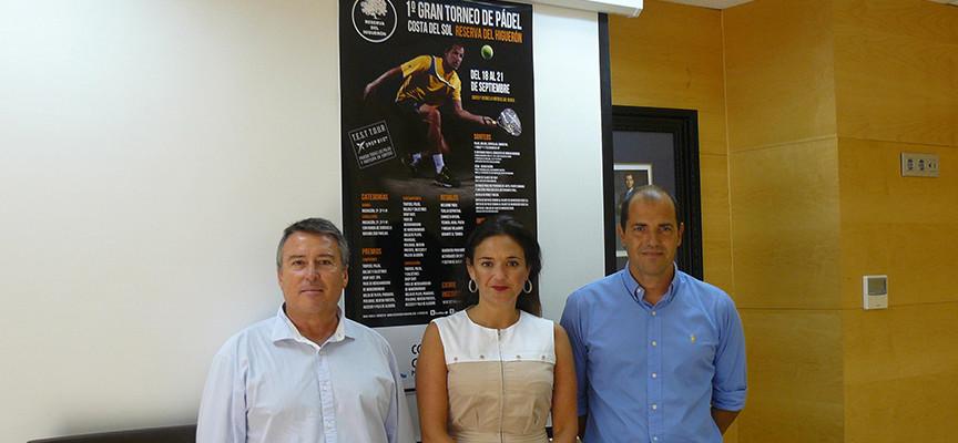 La Mancomunidad apuesta por el padel y prepara el I Gran Torneo Costa del Sol 2014