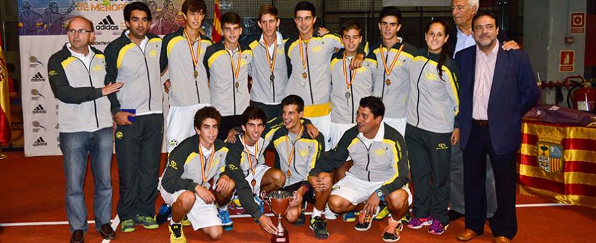 Campeonato de España de Padel por Selecciones Autonómicas de Menores 2014: Madrid impide el doblete andaluz