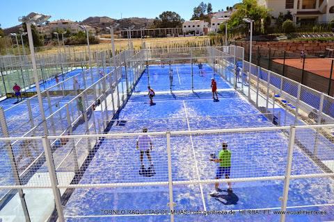 torneo padel raquetas mijas septiembre 2014