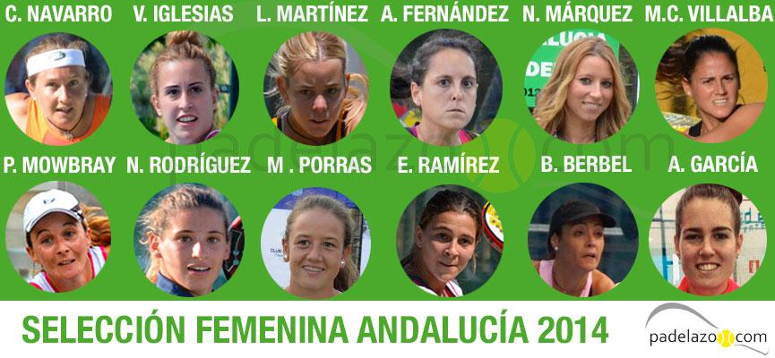 SELECCION-FEMENINA-PADEL-ANDALUCIA-2014