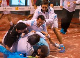 Argentina remonta para sumar su noveno título Mundial de Padel