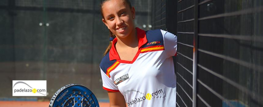 La malagueña Bea González apunta al Master de Menores para completar otra temporada de ensueño