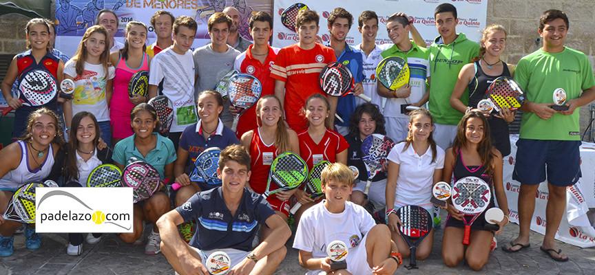 Master de Menores 2014: el futuro del padel exhibe su brillo en Antequera